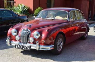 Jaguar 3.4 Mk.2 Manual O/D